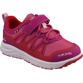 Viking Footwear Holmen Shoes Kids Magenta/Red